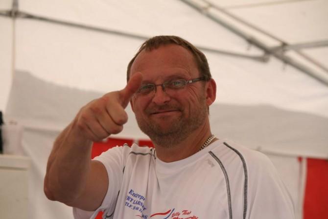 Team Chef Sören Holst Christensen